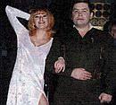 Алена с Николаем Расторгуевым